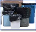 High Density (HDPE) Garbage/Trash Bags