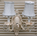 Double Arm Sconce