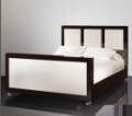 Moderne Bed Queen Celebes Ebony