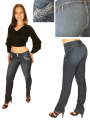 Colombian Levanta Cola Jeans by Cumbia Clothing