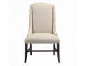 Slope Arm Dining-room Chair by Berrnhardt Furniture