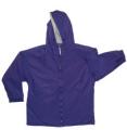 Enterprise Nylon Jacket With Hood