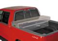 Aluminium single lid cross box