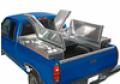 Aluminium lo-side tool boxes