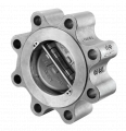 Retainerless Wafer Lug Body Double Disc Check Valves