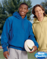 Champion 12 oz. 82/18 Reverse Weave Hood Sweatshirt