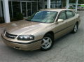 Chevrolet Impala 2004 Vehicle