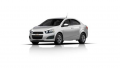 Chevrolet Sonic Sedan 2LT 2012 Vehicle