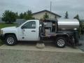 Parking Lot Sweeper Masco 1600