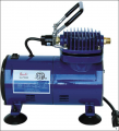 Paasche D500 1/8 HP Compressor with Auto Shutoff (115 volt)