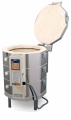 The L&L Flagship Electric Ceramic Pottery Kiln with Automatic Zone Control