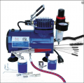 Paasche H-100D Single Action Airbrush & Compressor Package