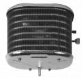 Reach-In Unit Coolers Dual Air