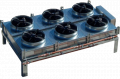Microchannel Air-Cooled Condenser Platform