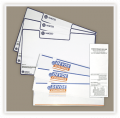 Printed Tags and Non-Adhesive Backed Labels