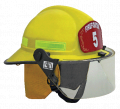Lite-Force Fire-fighter Helmet