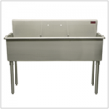 T60/75 Series Scullery Sinks