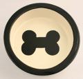 "Ceramic ""Bone"" Bowl"