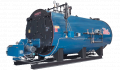 Ohio Special Three Pass Wet Back Design Scotch Marine Boiler