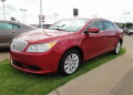 Buick LaCrosse FWD Convenience 2012 Vehicle