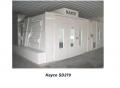 SD 270 Side Draft Spray Booth Series