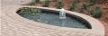 Fiberglass Garden Pools