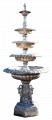 Two, Three, Four and Five Tier Fountain Centerpieces