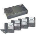 DX-120 Model# 7201P-04 Telephone System