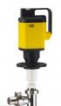 Eccentric screw pump B70V-H-SR Sanitary 12.1 and 25.1