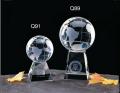 Unique Crystal Globe