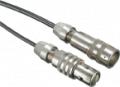 Rugged Tri-Loc® Series triaxial/triax camera connectors
