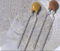 Single Layer Ceramic Disc Capacitors - H Series 500 V (DC) and 1 kV (DC)