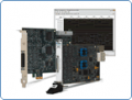 PCI Express and PXI Express Selectable Voltage Digital I/O
