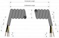 Retractile / Coil Cords