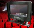 DepthQ Polarization Modulator for 3D Digital Cinema