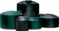 Vertical Black Water Tank