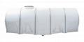 Drainable Leg Tank