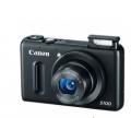 Canon PowerShot S100 Digital Camera (Black) 5244B001