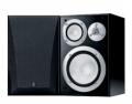 Yamaha NS-6490 Bookshelf Speakers (Black)