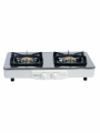 Dual Cook Top with Stainless Steel Top