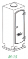 Free Standing Meter Enclosure