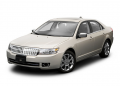2009 Lincoln MKZ 4dr Sdn FWD Vehicle