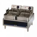 Twin Pot Single Baskets Electric Fryer 530TD