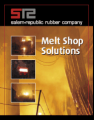 Melt Shop / Flame and Heat Resistant Fiberglass Covered Hose