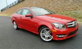 2012 Mercedes-Benz C250 Coupe Vehicle