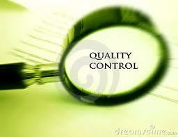 Order Quality Control