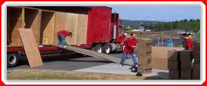 Order Moving Equipment