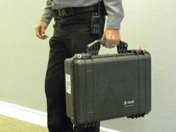 Order Armed Delivery of Computer Media