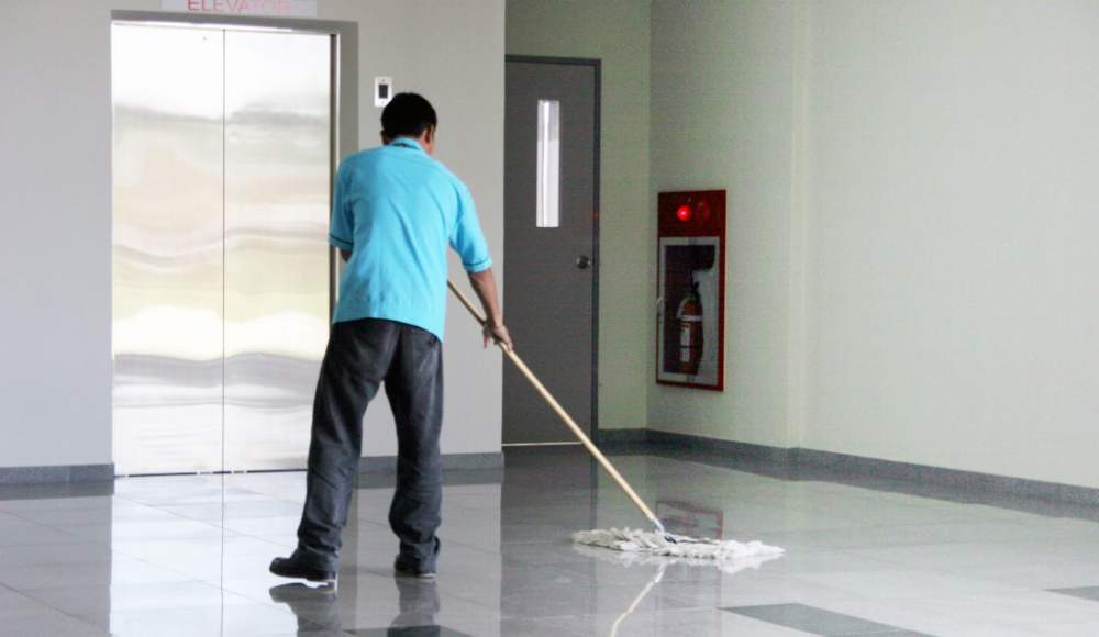 Order Office Cleaning