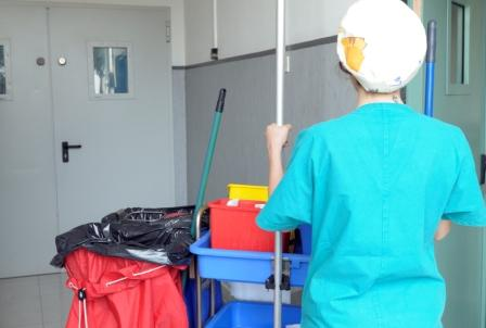 Order The Critical Needs of Healthcare Cleaning and the Nature of Environmental Services
